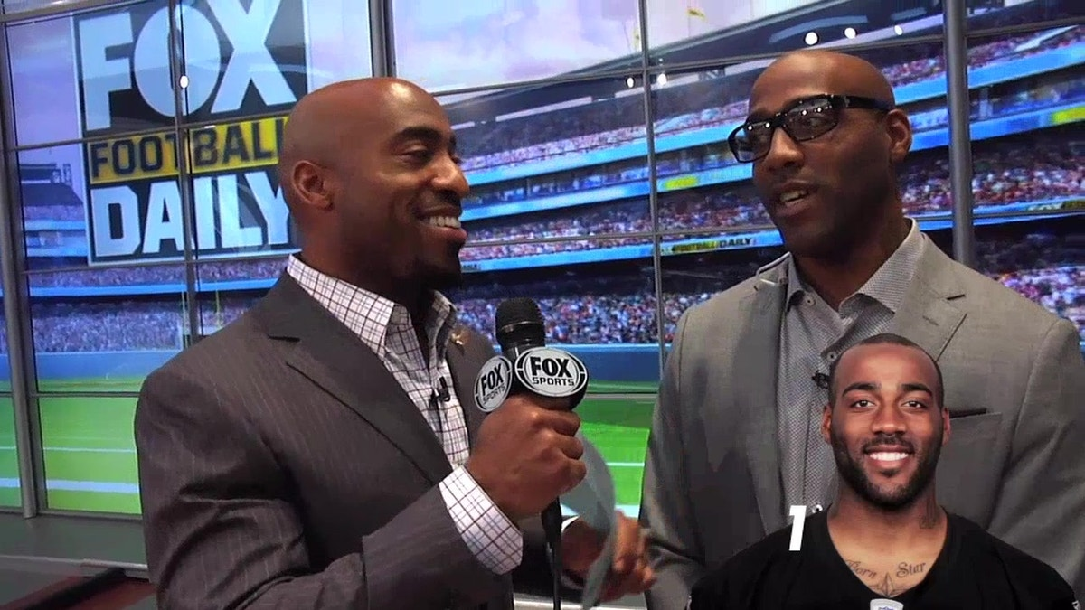 BEHIND THE SCENES: Ronde tests DeAngelo Hall