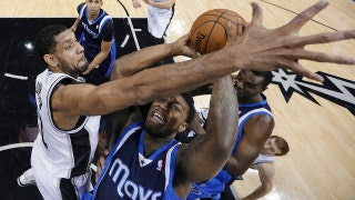 Mavs routed by Spurs