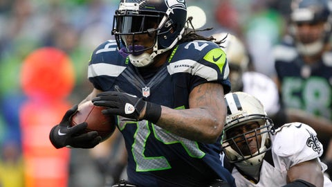 Raiders Reportedly Interested in Acquiring Marshawn Lynch from Seahawks