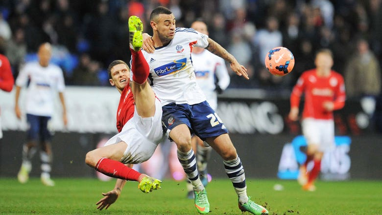 Bolton Wanderers v Cardiff City FA Cup Highlights 01/25/14