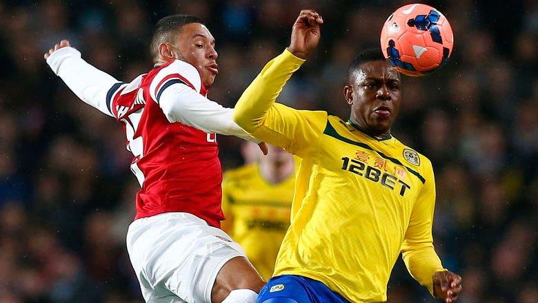 Recap: Arsenal v Coventry City