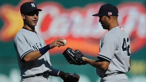 New York Yankees: 913-707 (.564)