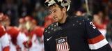 Sochi Now: Jonathan Quick starts in goal for USA