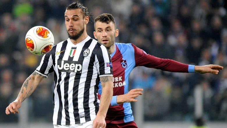Juventus v Trabzonspor UEFA Europa League Highlights 02/20/14