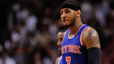 New York Knicks, 3-6