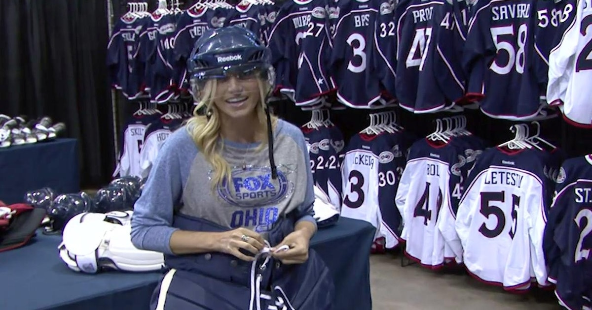 2014 Blue Jackets draft party | FOX Sports