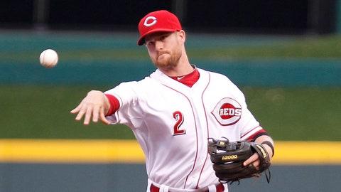 Cincinnati Reds: SS Zack Cozart