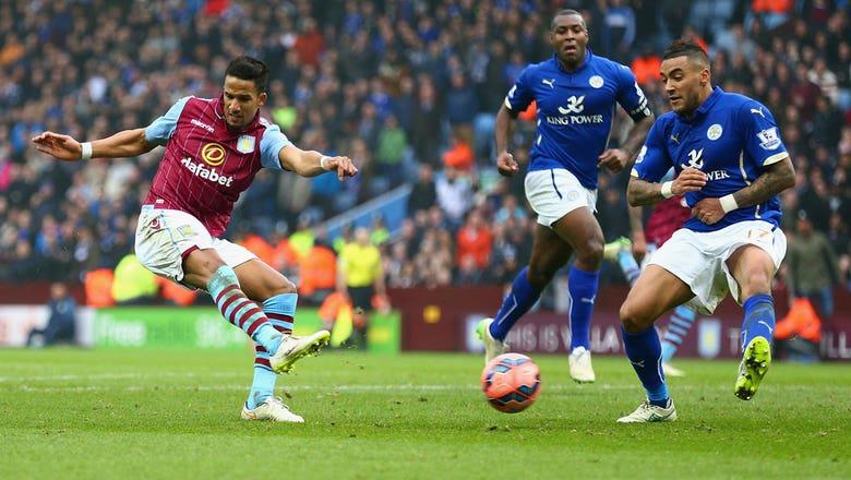 Highlights: Aston Villa vs. Leicester City
