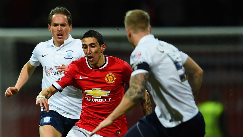 Highlights: Preston North End vs. Manchester United