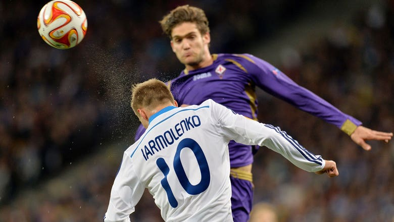 Highlights: Dynamo Kiev vs. Fiorentina