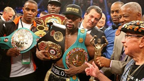 Mayweather vs. Pacquiao (boxing)