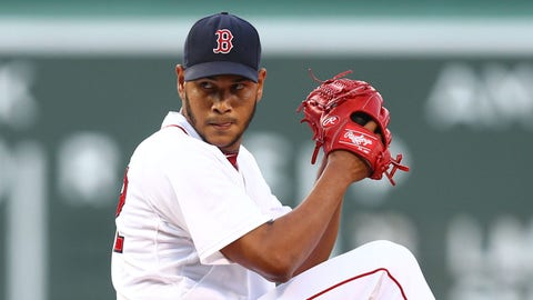 Eduardo Rodriguez, SP, Red Sox
