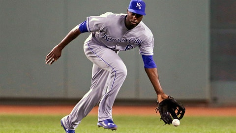 The Royals could play a major role in the NL East race