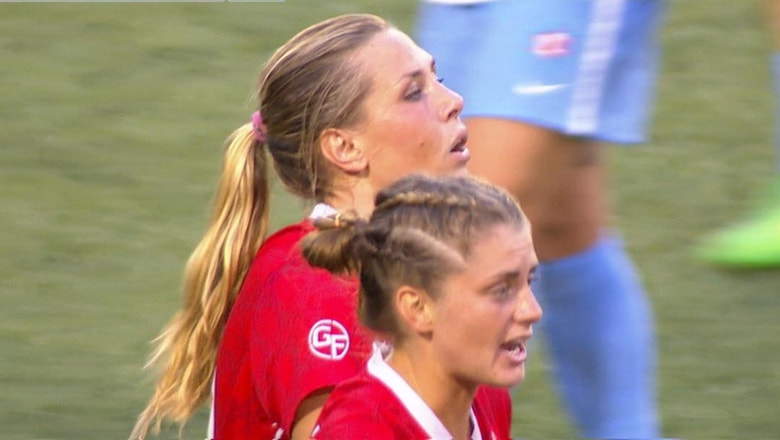 Allie Long grabs a brace against Chicago Red Stars - 2015 NWSL Highlights