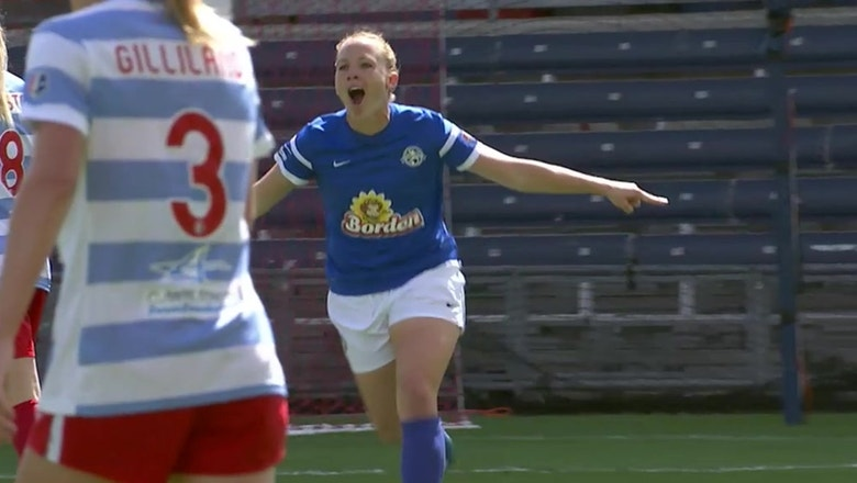 Rodriguez capitalizes on Chicago Red Stars goalkeeper blunder - 2015 NWSL Highlights
