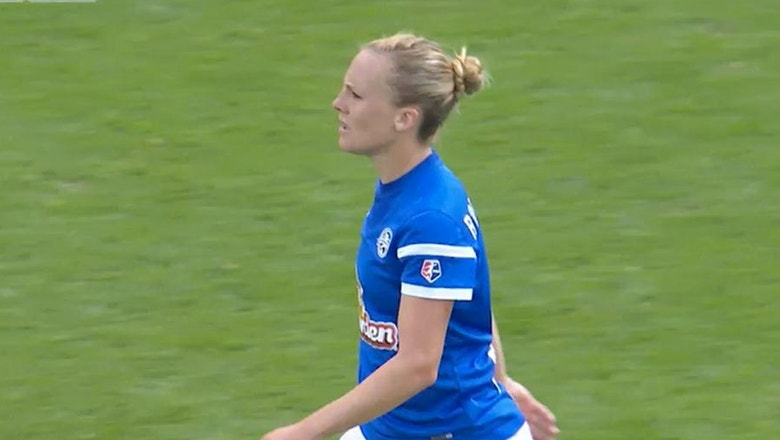 Amy Rodriguez grabs brace against Chicago Red Stars - 2015 NWSL Highlights