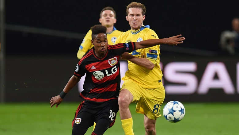 Bayern Leverkusen vs. BATE Borisov - 2015–16 UEFA Champions League Highlights