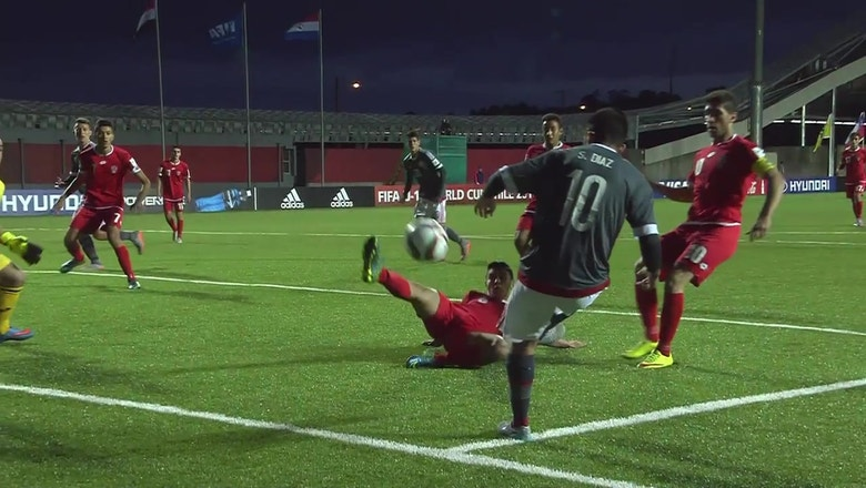 Syria vs. Paraguay   FIFA U-17 World Cup Highlights 2015