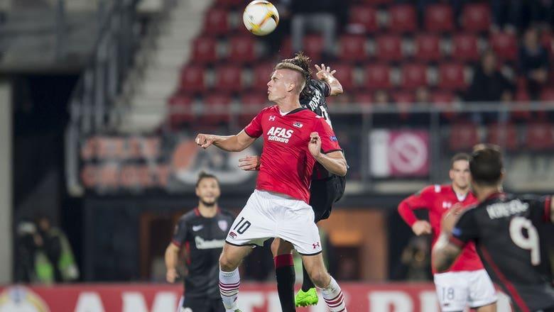 AZ Alkmaar vs. Athletic Bilbao - 2015–16 UEFA Europa League Highlights
