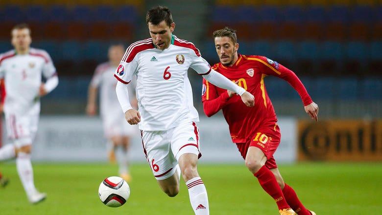 Belarus vs. Macedonia FYR | Euro 2016 Qualifiers Highlights