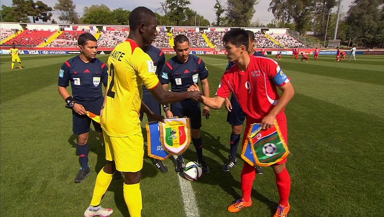 Mali vs. Korea DPR   FIFA U-17 World Cup Highlights 2015