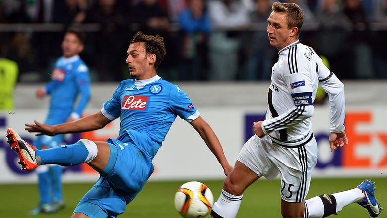 Legia Warsaw vs. Napoli - 2015–16 UEFA Europa League Highlights