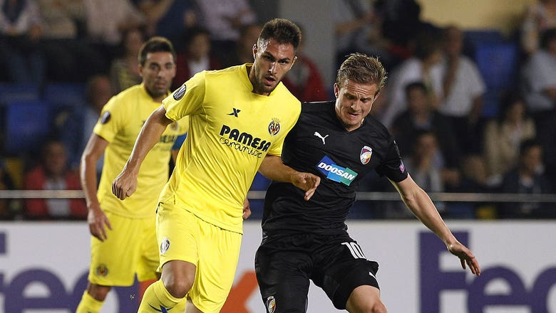 Villarreal vs. Viktoria Plzen - 2015–16 UEFA Europa League Highlights