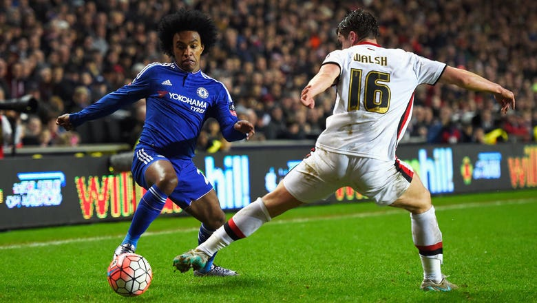 MK Dons vs. Chelsea | 2015-16 FA Cup Highlights