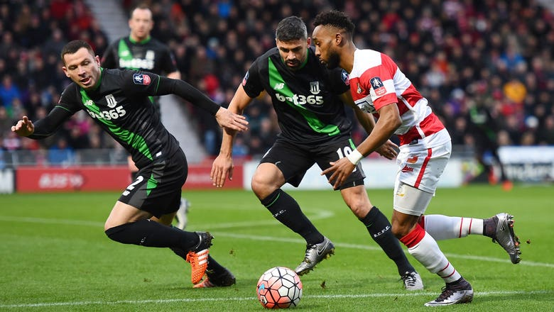 Doncaster Rovers vs. Stoke City | 2015–16 FA Cup Highlights