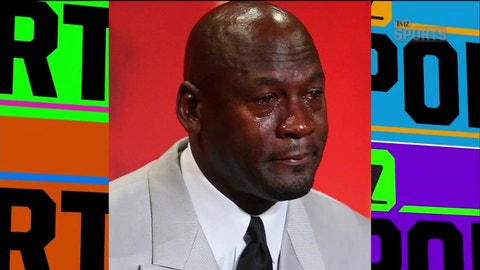Can we put an end to the Crying Jordan meme?