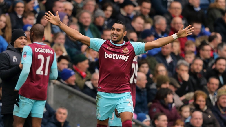 West Ham's Payet scores gorgeous free kick against Blackburn | 2015-16 FA Cup Highlights