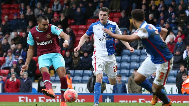 Blackburn Rovers vs. West Ham United | 2015-16 FA Cup Highlights
