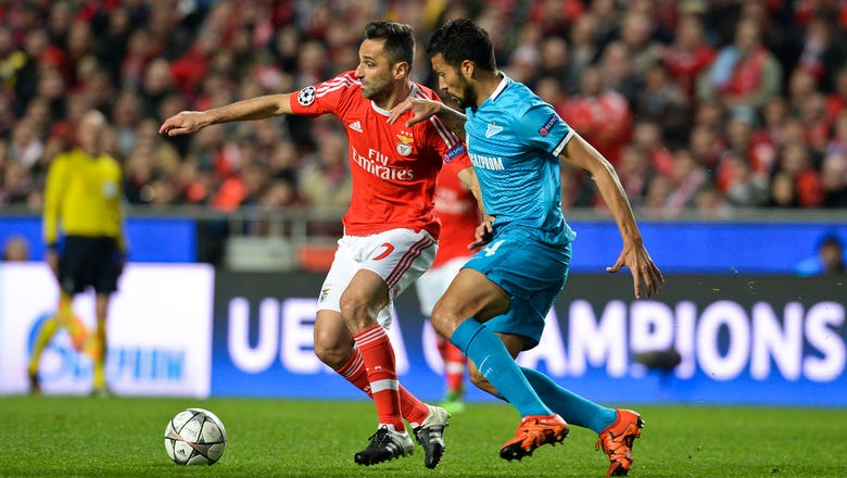 Benfica vs. Zenit St. Petersburg | 2015–16 UEFA Champions League Highlights