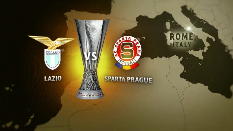Lazio vs. Sparta Prague | 2015-16 UEFA Europa League Highlights