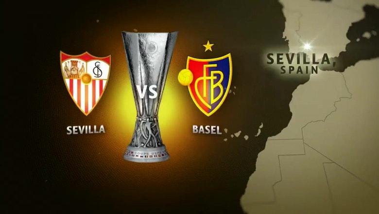 Sevilla vs. FC Basel | 2015-16 UEFA Europa League Highlights