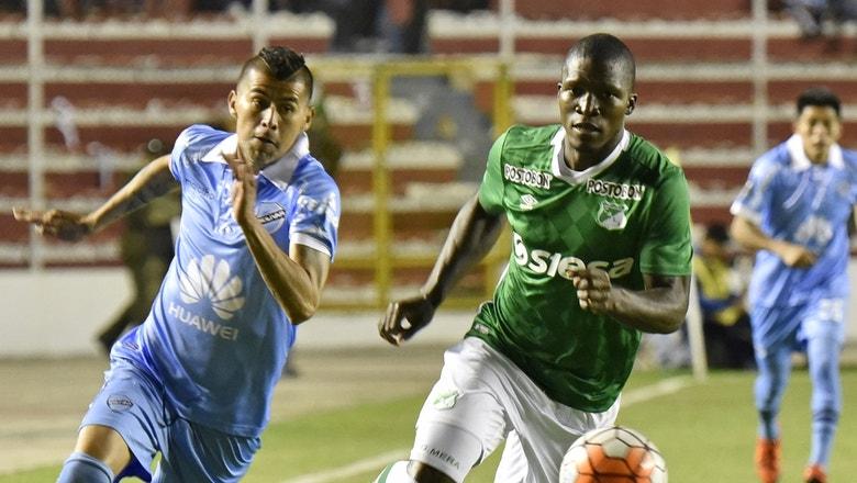 Bolívar vs. Deportivo Cali | 2016 Copa Libertadores Highlights