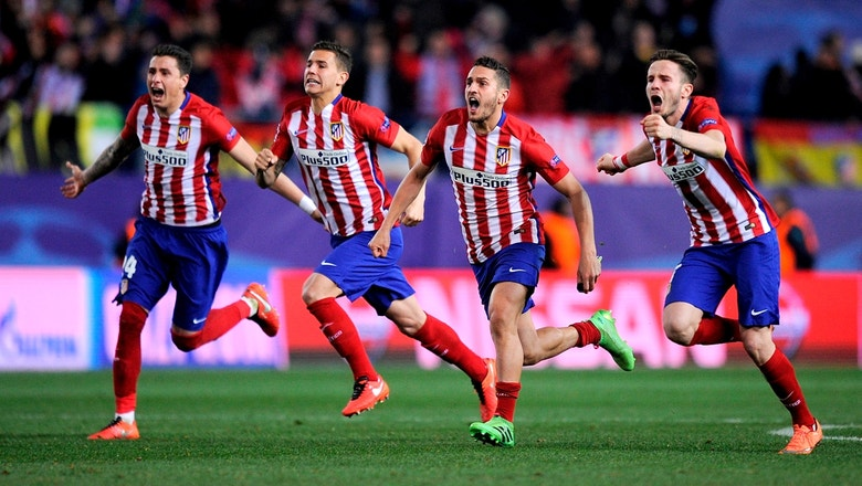 Atletico Madrid vs. PSV Eindhoven | 2015-16 UEFA Champions League Highlights