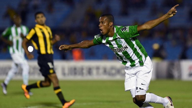 Penarol vs. Atletico Nacional | 2016 Copa Libertadores Highlights