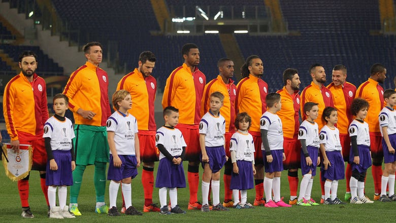 Galatasaray banned from UEFA competitions