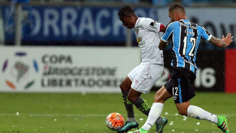 Gremio vs. LDU Quito | 2016 Copa Libertadores Highlights