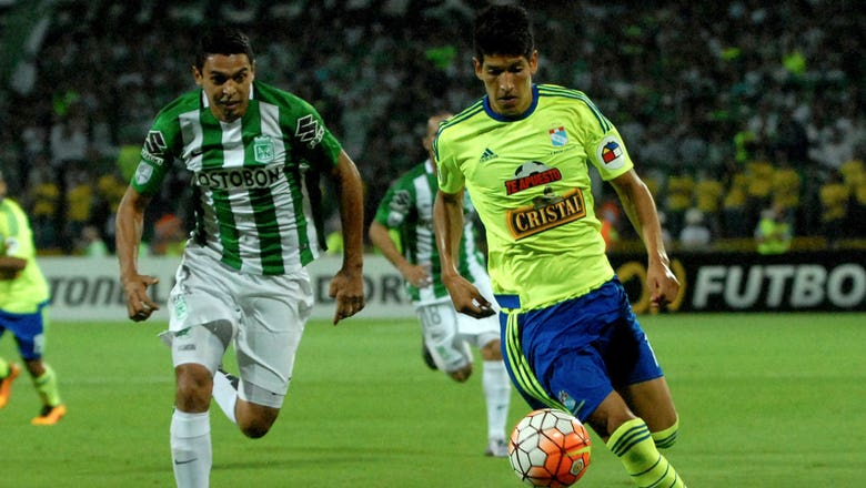 Atletico Nacional vs. Sporting Cristal | 2016 Copa Libertadores Highlights