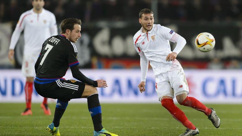 FC Basel vs. Sevilla | 2015-16 Europa League Highlights