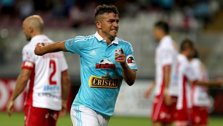 Sporting Cristal vs. Huracan | 2016 Copa Libertadores Highlights