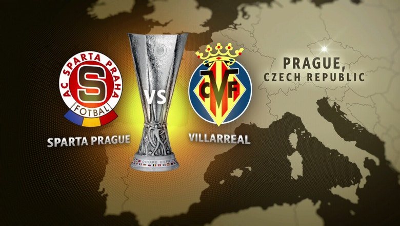 Sparta Prague vs. Villarreal | 2015–16 UEFA Europa League Highlights