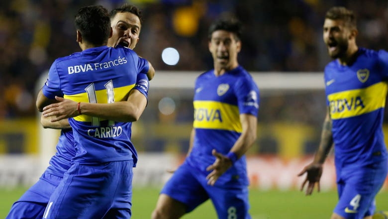 Boca Juniors vs. Nacional | 2016 Copa Libertadores Highlights