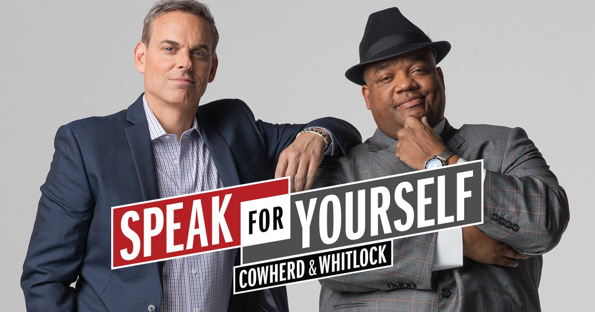Speak for Yourself Podcast   FOX Sports