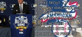 Here's the AL's 2016 MLB All-Star Game starting lineup