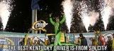 Kyle Busch Owns Kentucky Speedway