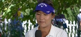 Lydia Ko speaks after her third-place U.S. Open finish