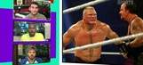 Brock Lesnar will not face WWE punishment for failed test – 'TMZ Sports'
